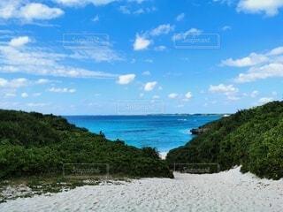 自然,風景,海,空,屋外,ビーチ,雲,水面