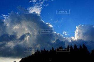 自然,風景,空,屋外,雲,山,樹木,くもり,草木,日中