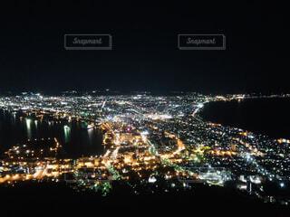 函館山からの写真・画像素材[4397234]