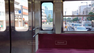 屋内,窓,鉄道