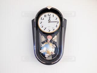 からくり時計の写真・画像素材[4438370]