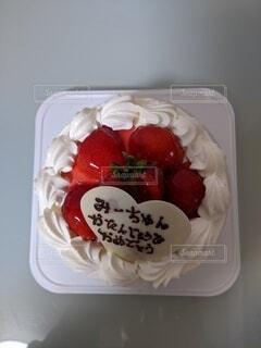 誕生日ケーキの写真・画像素材[4390264]