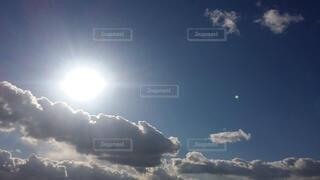 自然,空,屋外,太陽,雲,くもり