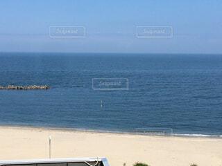 自然,風景,海,空,屋外,砂,ビーチ,砂浜,水面,海岸,景色,うみ,地面,日中,笹川流れ