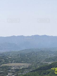 自然,風景,空,屋外,霧,山,高原,山腹