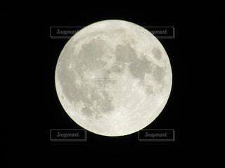 自然,空,月,満月,クレーター,天文学