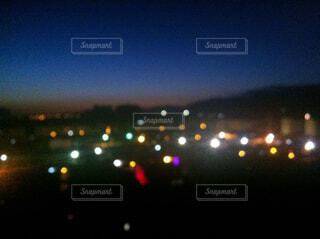 空,夜,屋外,明るい