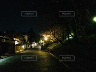 京都の夜ぶらり旅の写真・画像素材[4395140]