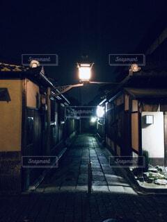 京都の夜ぶらり旅の写真・画像素材[4395143]
