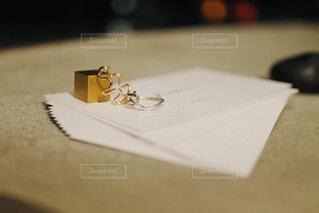 あなたと指輪の写真・画像素材[4394503]