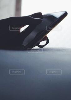 携帯依存症の写真・画像素材[4394574]