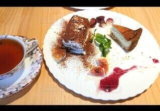 友人との楽しいお茶会の写真・画像素材[4407113]