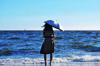 あの夏の海の写真・画像素材[4602544]