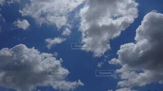 自然,空,屋外,雲,青,昼間,くもり,タイムラプス