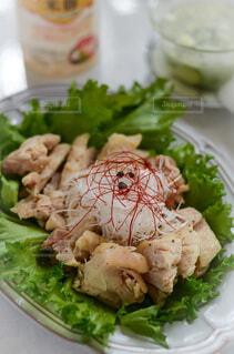 食べ物,食事,屋内,ジュース,デザート,テーブル,野菜,皿,食器,肉,鶏,おいしい,酒,レシピ,鶏料理