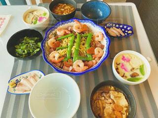30歳のお祝い料理の写真・画像素材[4431232]