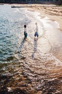 夏潮の写真・画像素材[4454205]