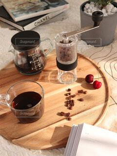 コーヒーミルの写真・画像素材[4711825]