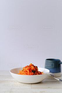 オシャレなパスタの写真・画像素材[4628019]