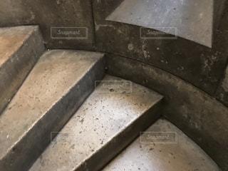 教会の階段の写真・画像素材[2208059]
