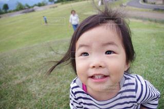 公園にての写真・画像素材[4611088]