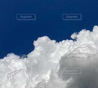 空の雲の写真・画像素材[4684463]