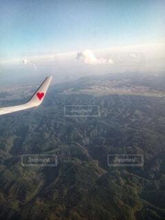 窓からの景色の写真・画像素材[4456481]