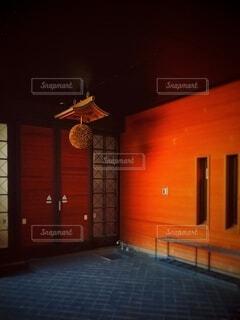酒蔵の杉玉・画像素材の写真・画像素材[4455314]