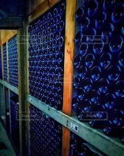 ワイン蔵のヴィンテージの写真・画像素材[4455325]