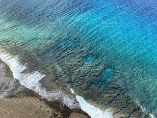 グアムの海の写真・画像素材[4455398]