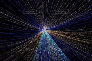 クリスマスイルミネーションの写真・画像素材[939568]