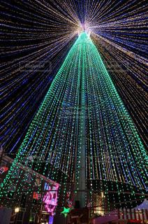 クリスマスイルミネーションの写真・画像素材[939569]