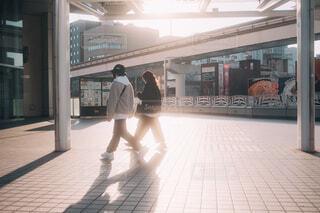 夕焼けの写真・画像素材[4466240]