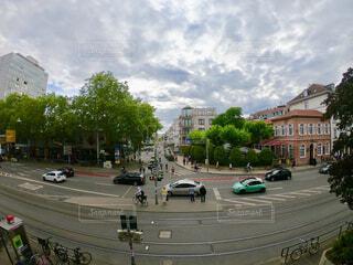 空,屋外,海外,雲,都会,旅行,ドイツ,ハイデルベルク