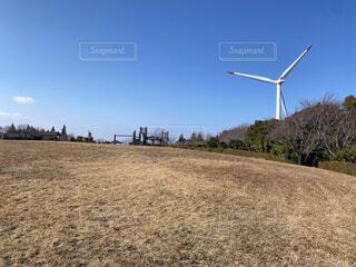 風景,空,屋外,風車,景観