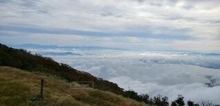 雲海の写真・画像素材[4492155]