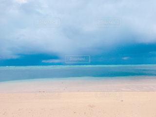 海,空,白,雲,沖縄,旅行,修学旅行