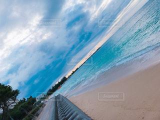 ビーチの眺めの写真・画像素材[1248146]