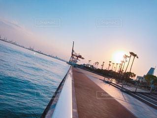 海と太陽の写真・画像素材[1248174]