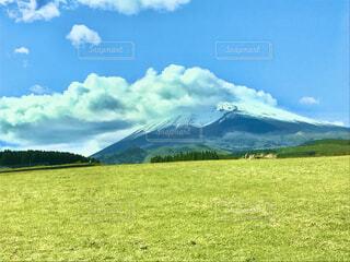 自然,風景,空,屋外,緑,雲,山,景色,草,樹木,草木