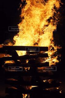 自然,暗い,炎,暖炉,火,たき火,書き込み