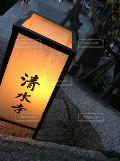 夏,清水寺,夜,綺麗,ライトアップ,装飾,デート,夏祭り,電飾,テキスト
