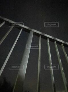 ベランダから見える星の写真・画像素材[4539970]