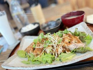 食べ物,野菜,皿,サラダ,魚介類,ファストフード