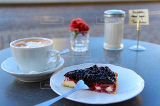 カフェの写真・画像素材[425607]