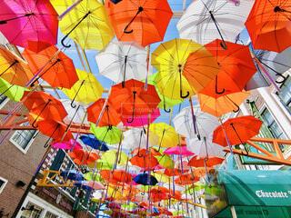 アクセサリー,雨,傘,屋外,カラフル,テント,カラー