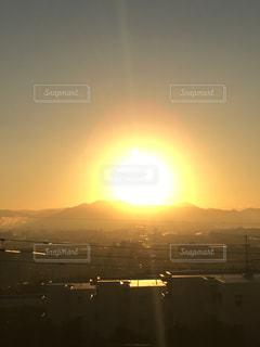 太陽,朝日,眩しい,広島市,ひなくんママ,hinakunmama,鈴が峰