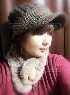 冬,マフラー,帽子,ニット,ファー,ひなくんママ,寒さ対策
