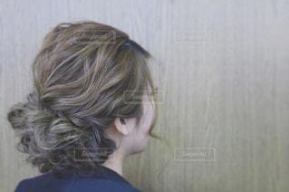 髪の写真・画像素材[418335]
