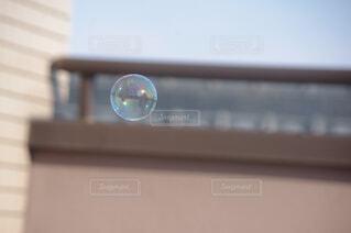 透明,水面,シャボン玉,バブル